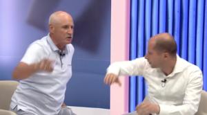 mołdawia. politycy, awantura, bijatyka