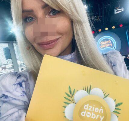 Agnieszka Woźniak-Starak, nos, piegi